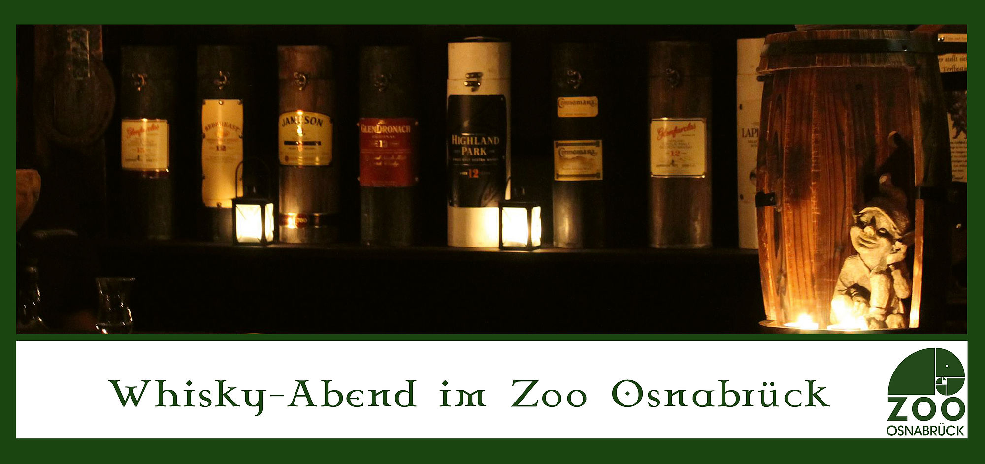 zoo osnabr ck whisky abend mit grillbuffet. Black Bedroom Furniture Sets. Home Design Ideas